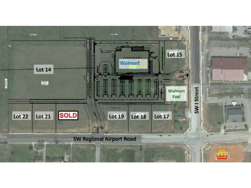 Regional Airport Rd, Bentonville, AR 72712