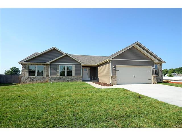 1417 Keck Ridge Drive, O Fallon, IL 62269