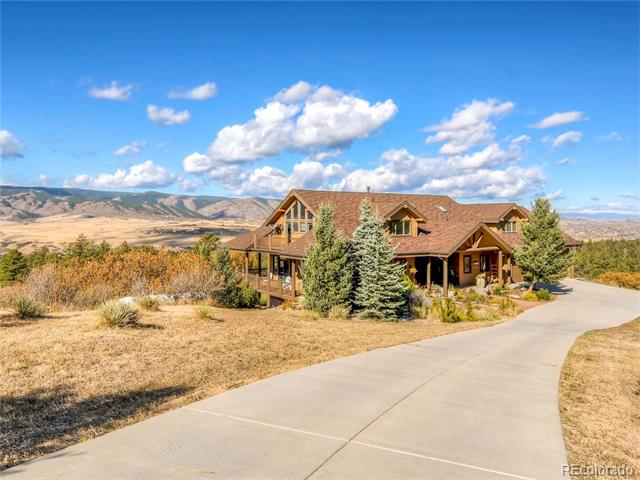 3404 S Perry Park Road, Sedalia, CO 80135