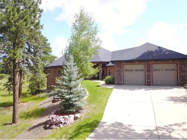 1423 Masters Drive, Woodland Park, CO 80863
