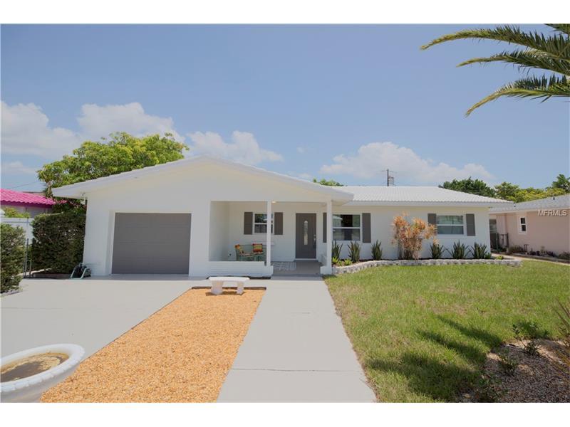 9111 GULF BOULEVARD, ST PETE BEACH, FL 33706