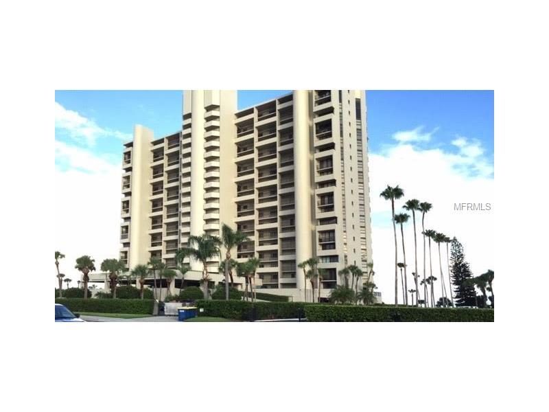 1290 GULF BOULEVARD 902, CLEARWATER BEACH, FL 33767