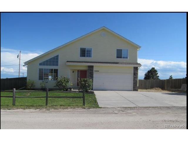 34094 Prairie Loop, Elizabeth, CO 80107