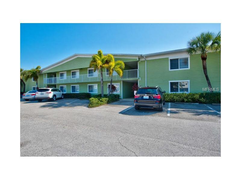 225 104TH AVENUE 105, TREASURE ISLAND, FL 33706