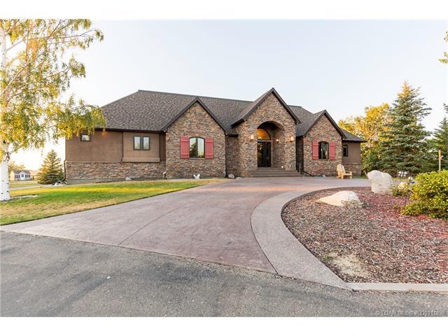 5.49 Acres Acres W, Rural Lethbridge County, AB T1J 4R9