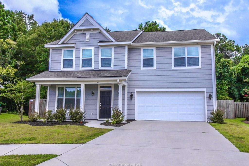 69 Independence PLACE, Bluffton, SC 29910