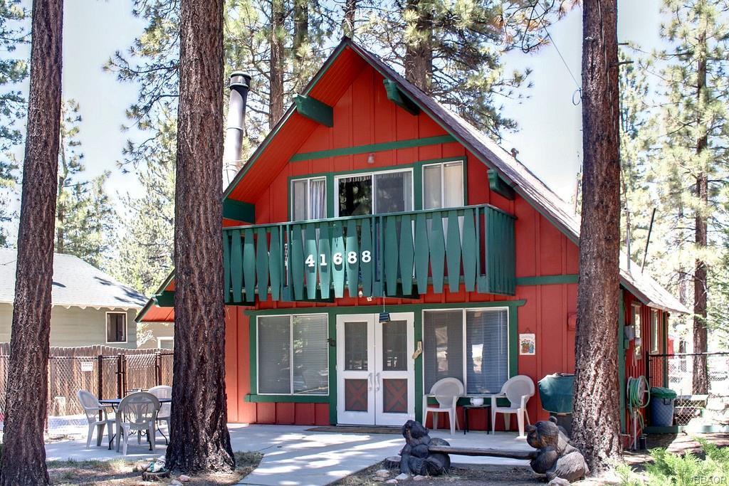 41688 Mc Whinney Lane, Big Bear Lake, CA 92315