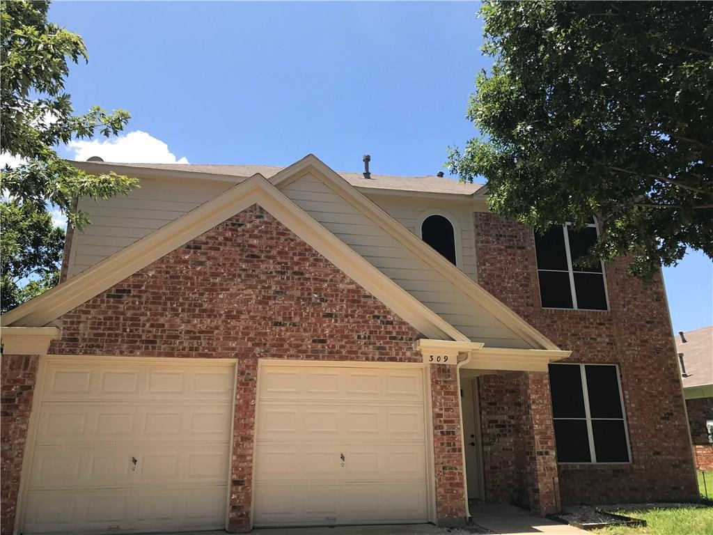 309 Attaway Drive, Euless, TX 76039
