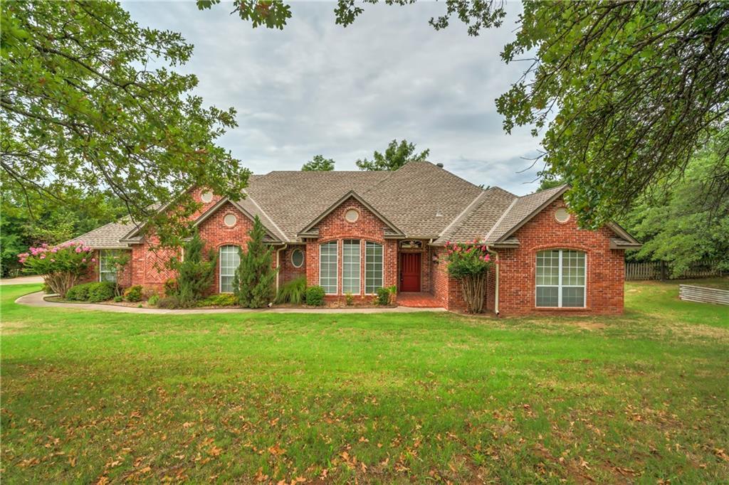 9517 Winding Hollow Road, Oklahoma City, OK 73151