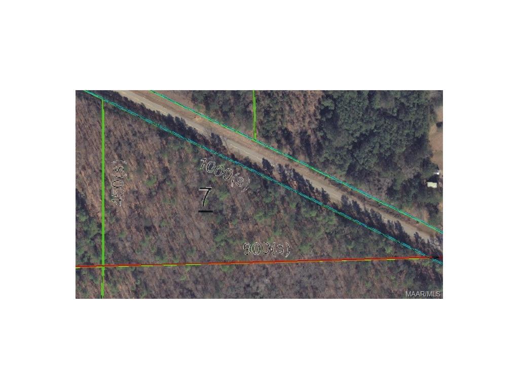 Lightwood Road, Marbury, AL 36051