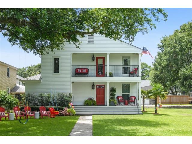 5836 GENERAL HAIG Street, New Orleans, LA 70124