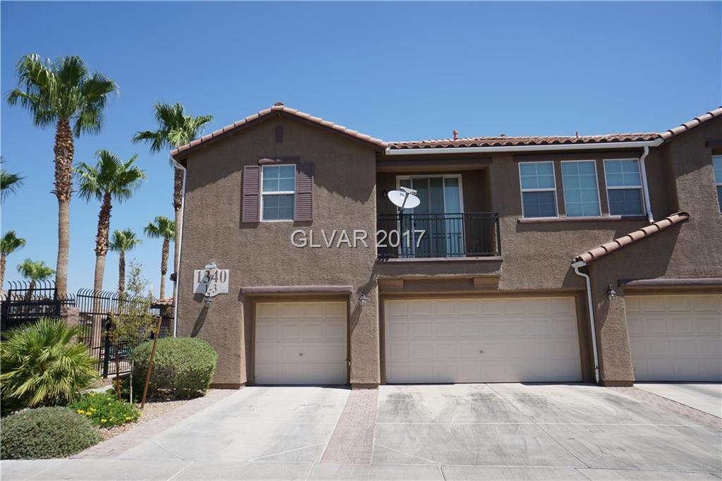 1340 GRASS CREEK Avenue 3, Las Vegas, NV 89012