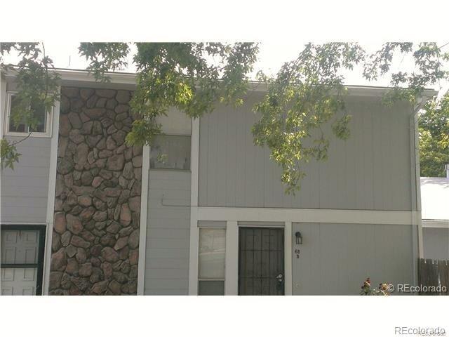 10001 E Evans Avenue 68B, Aurora, CO 80247