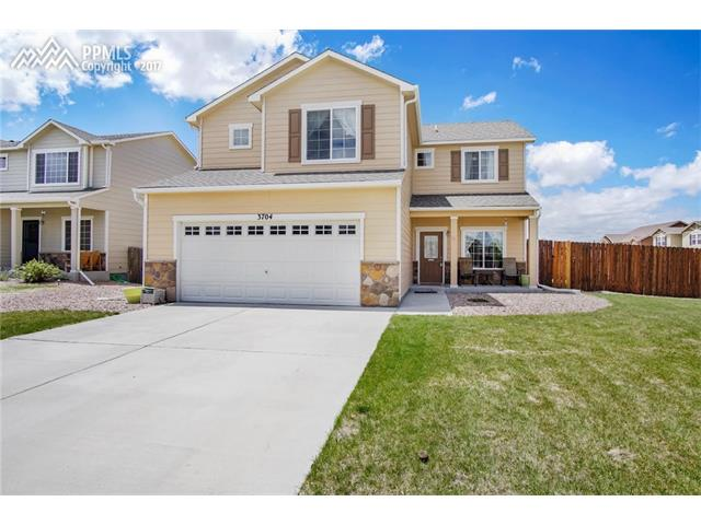 3704 Tahoe Forest Lane, Colorado Springs, CO 80925