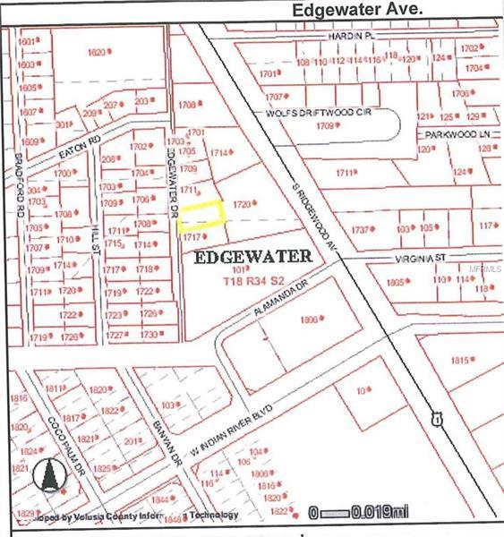 EDGEWATER DRIVE, EDGEWATER, FL 32132