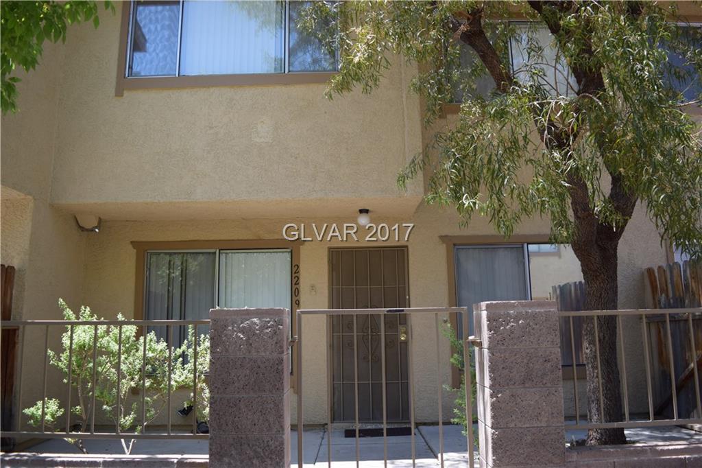 2209 SHORT PINE Drive, Las Vegas, NV 89108