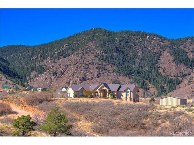 15260 Rockview Drive, Colorado Springs, CO 80921
