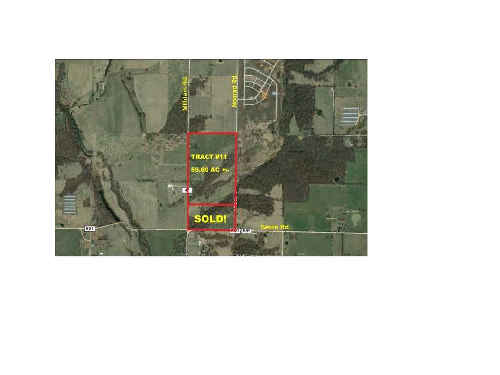 59.60 Ac Nomad & Milldam Rd, Centerton, AR 72719