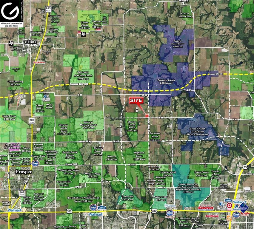 TBD County Road 168, McKinney, TX 75071