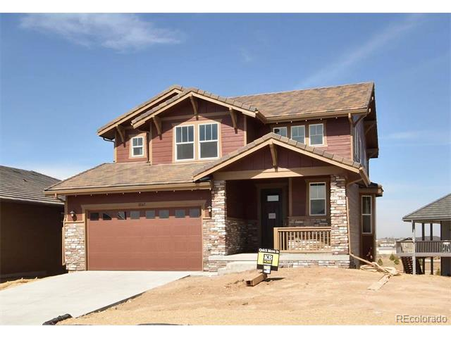 10167 Nadine Avenue, Parker, CO 80134