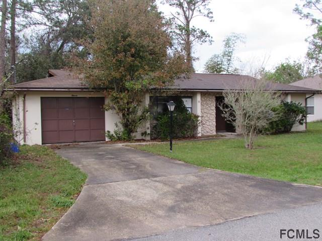 11 Fillmore Lane, Palm Coast, FL
