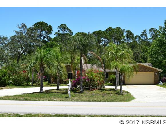 1007 Sugar Mill Drive, New Smyrna Beach, FL 32168