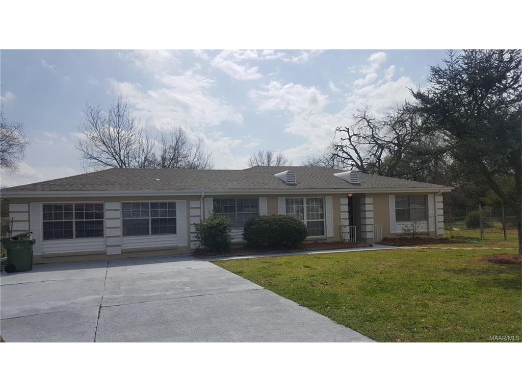 3808 Quenby Drive, Montgomery, AL 36116