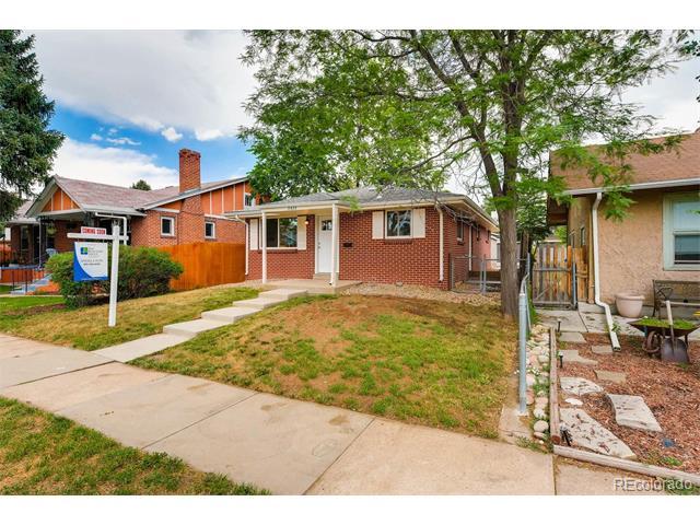 2622 S Lincoln Street, Denver, CO 80210