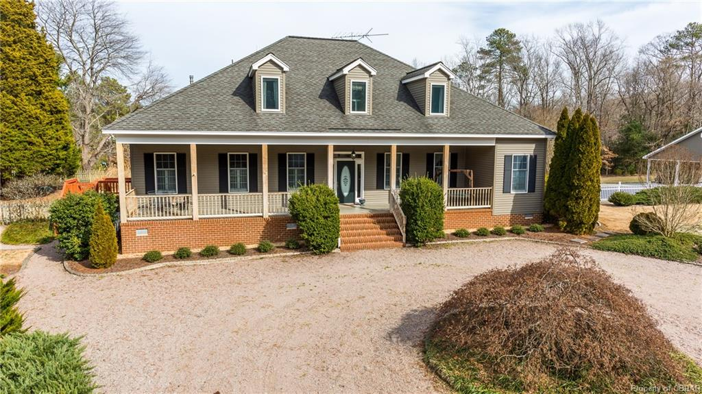8449 W Freewelcome Lane, Dutton, VA 23050