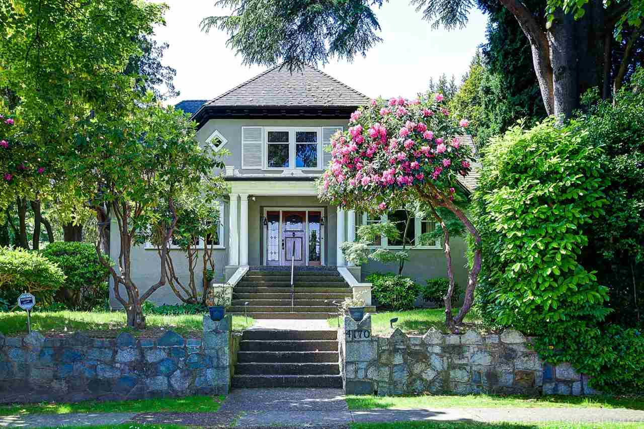 4170 CROWN CRESCENT, Vancouver, BC V6R 2A9