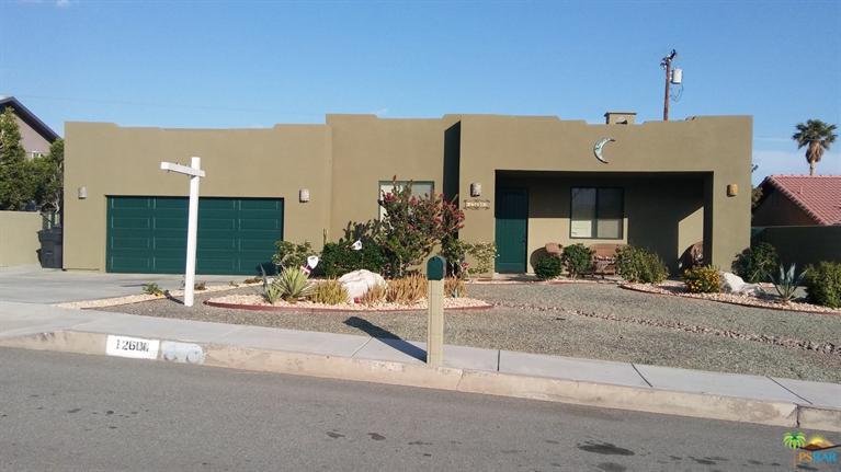 12600 Agua Cayendo Road, Desert Hot Springs, CA 92240