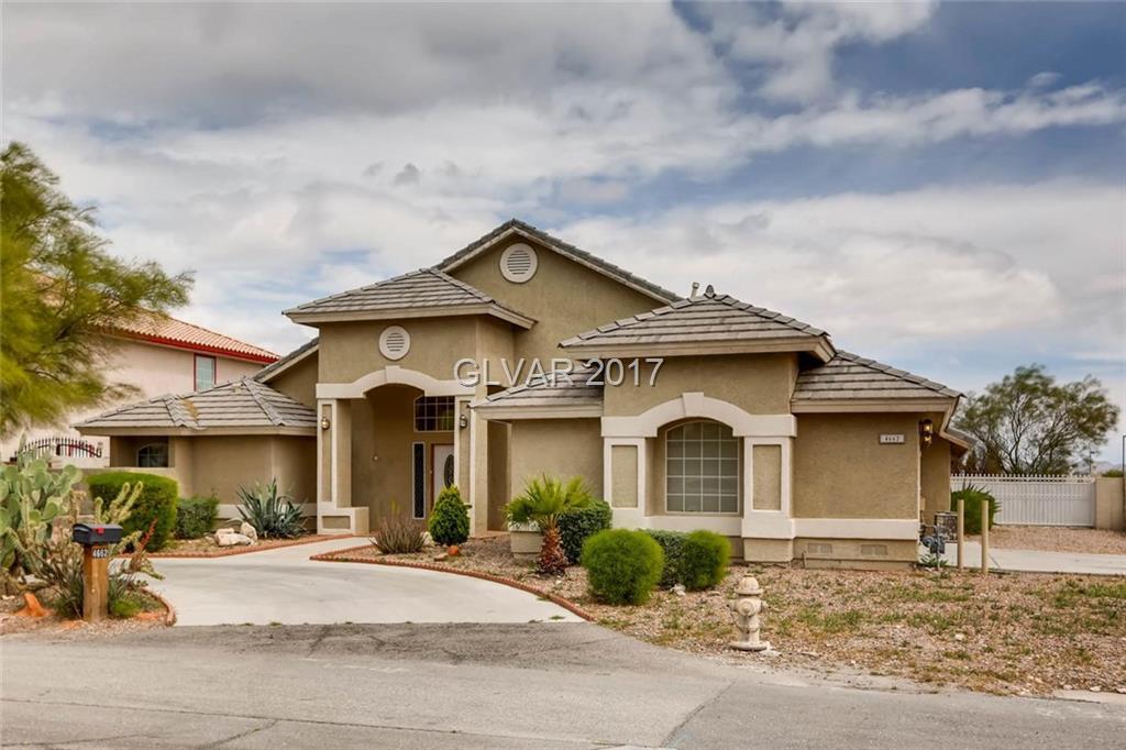 4662 N KENNY Way, North Las Vegas, NV 89031
