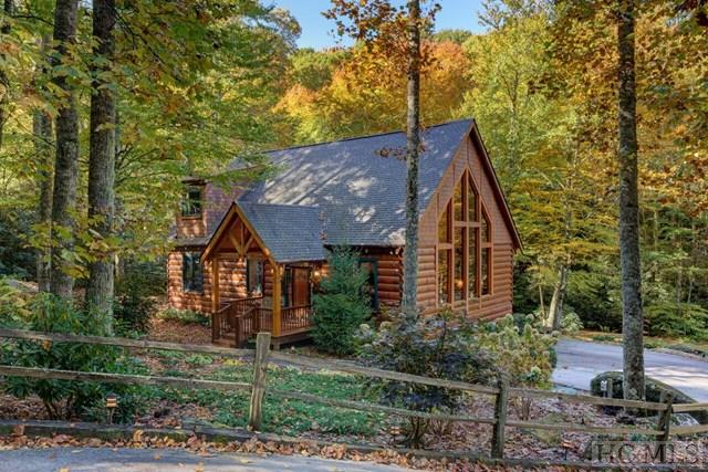 112 Green Cove Road, Scaly Mountain, NC 28775