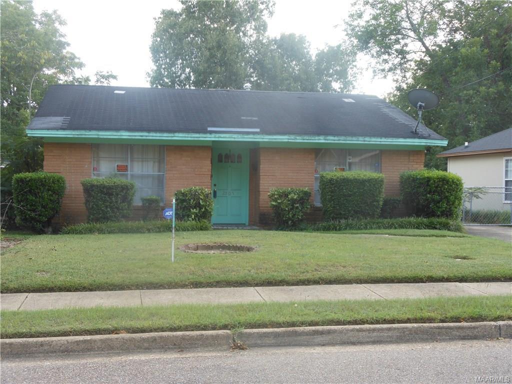 2507 W EDGEMONT Avenue, Montgomery, AL 36105