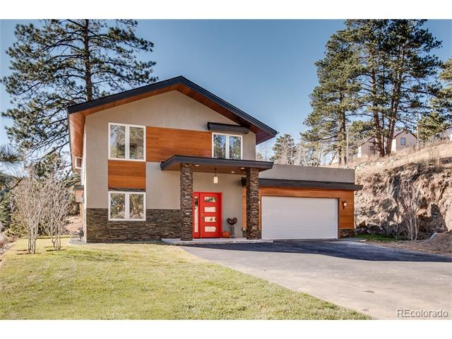 1688 Old Squaw Pass Road, Evergreen, CO 80439