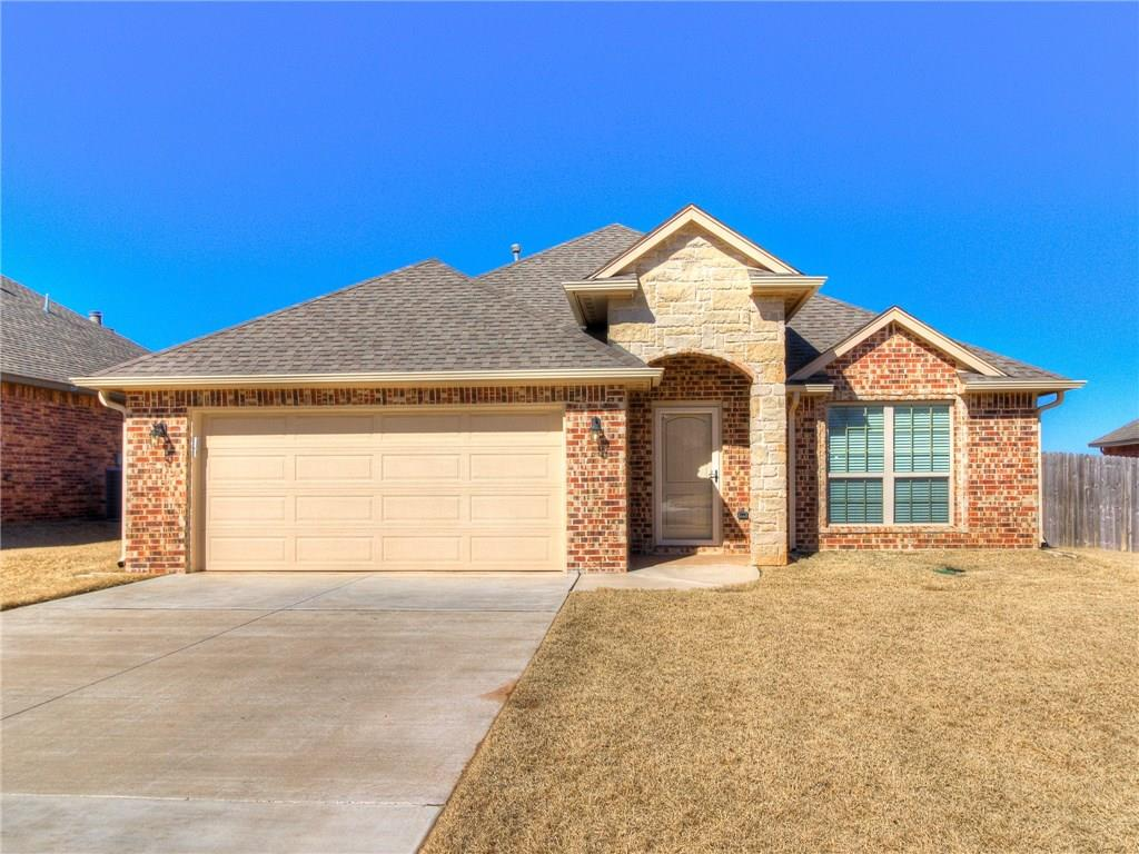 10809 NW 118th Place, Yukon, OK 73099