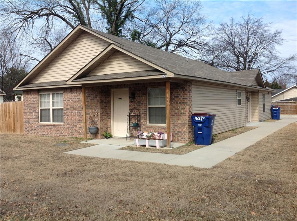 1629 Grand AVE, Fort Smith, AR 72901