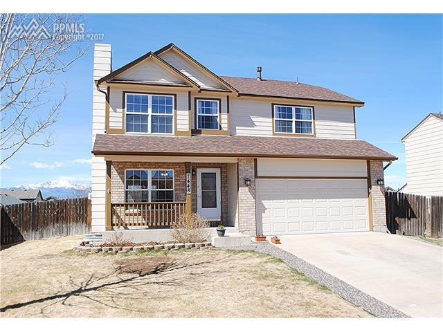 7448 Allens Park Drive, Colorado Springs, CO 80922