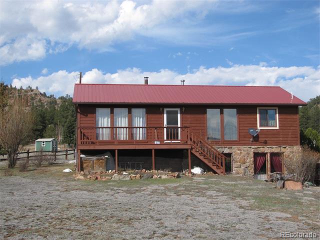 100 Commanche Avenue, Lake George, CO 80827