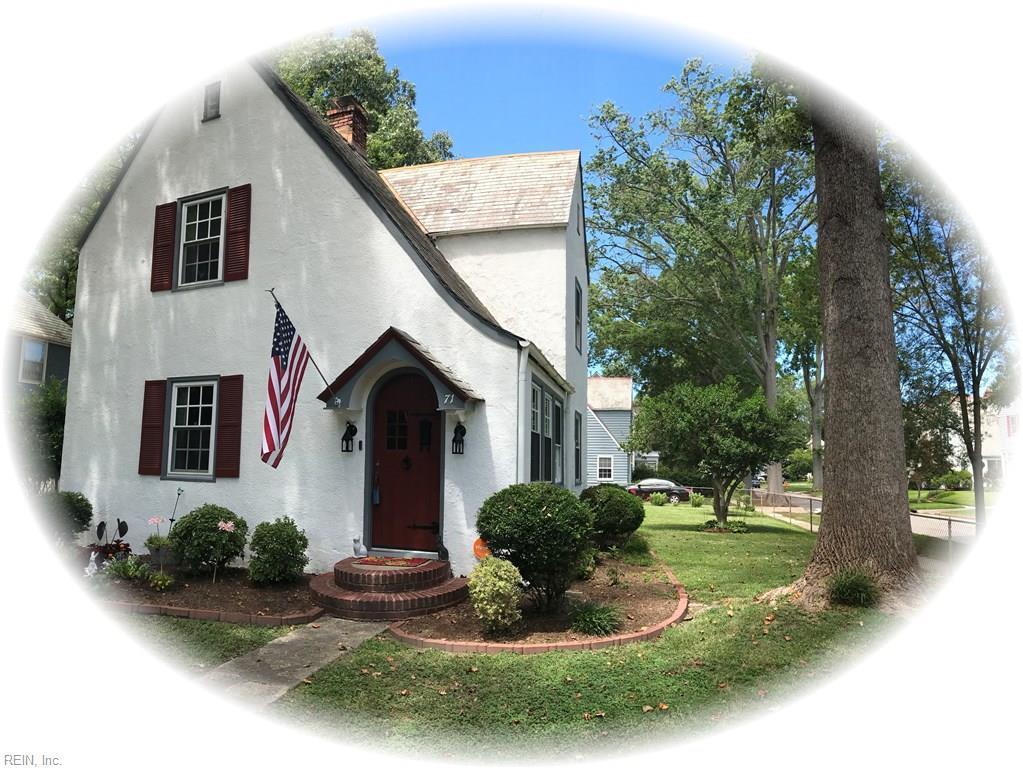 71 HOPKINS ST, Newport News, VA 23601