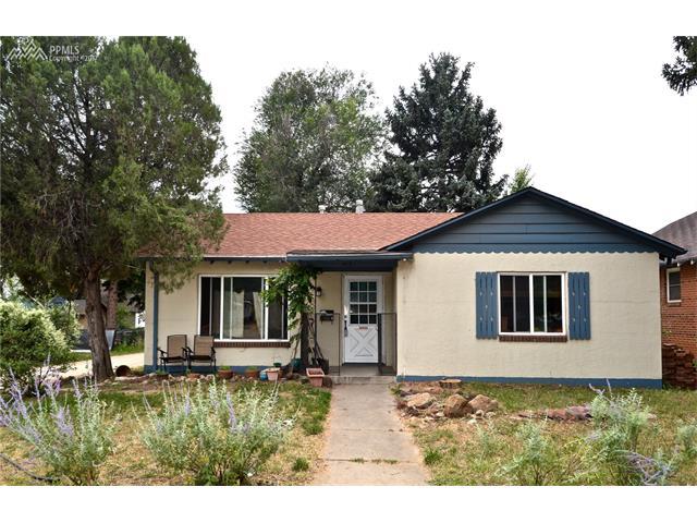 413 E Fontanero Street, Colorado Springs, CO 80907