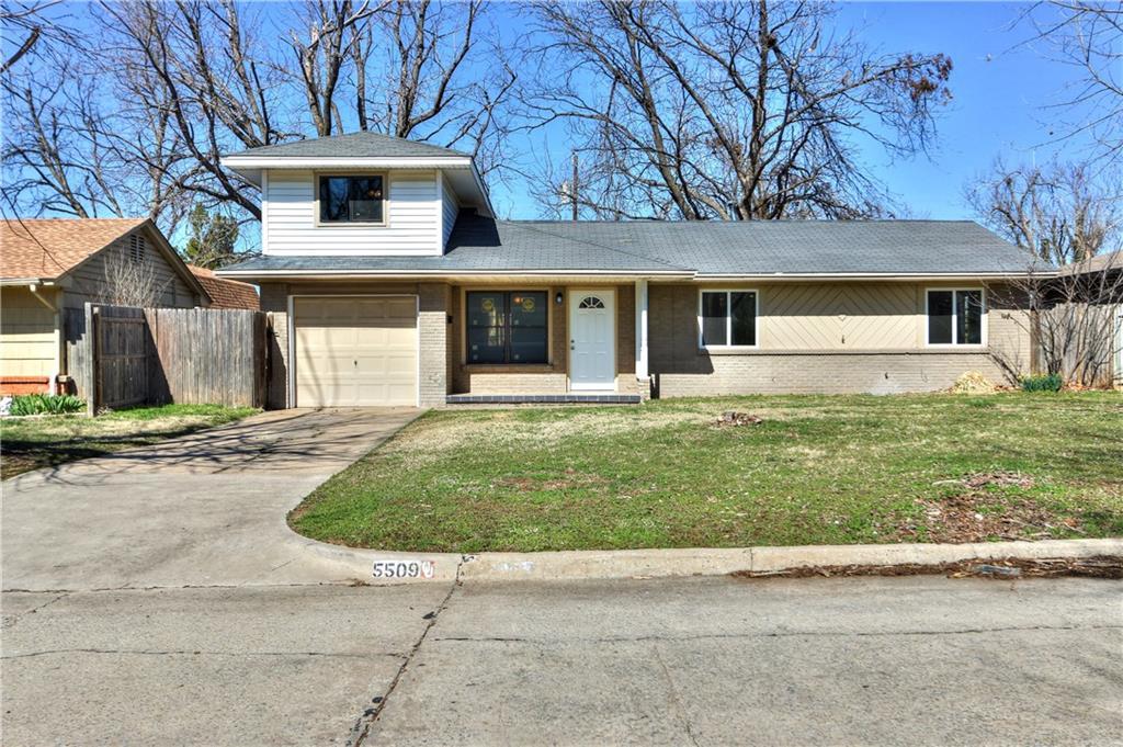 5509 NW 45TH Terrace, Oklahoma City, OK 73122