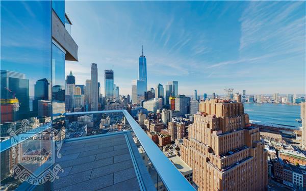 56 Leonard St 35A-WEST, New York, NY 10013