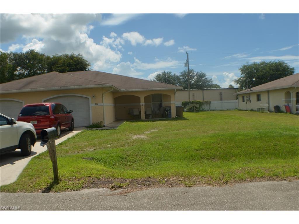 535-537 Glendale AVE, LEHIGH ACRES, FL 33936