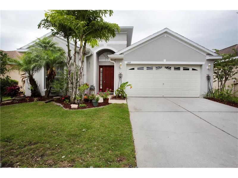 1509 EMERALD HILL WAY, VALRICO, FL 33594