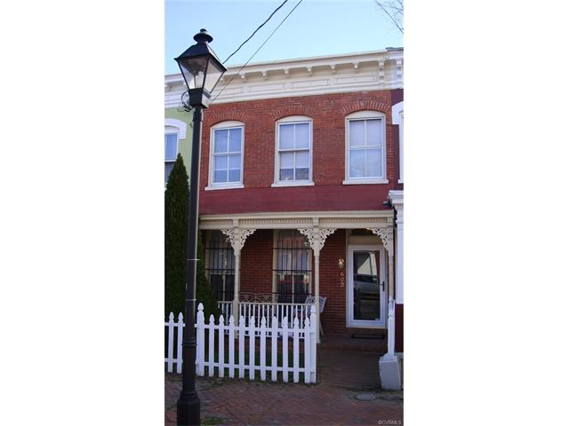 603 N 1st Street, Richmond, VA 23219