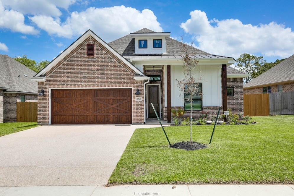 4068 Crestmont Drive, College Station, TX 77845