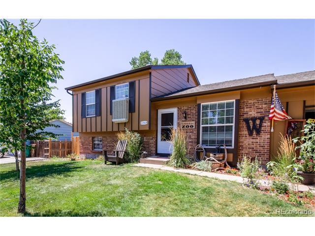 11513 Hot Springs Drive, Parker, CO 80138