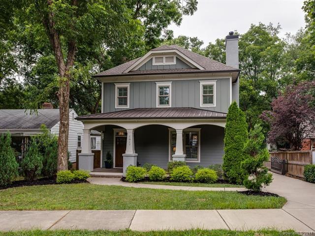 1817 Fulton Avenue, Charlotte, NC 28205