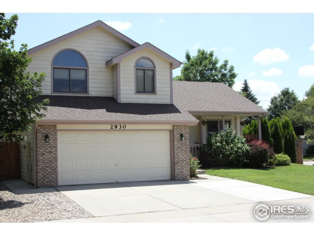2930 Silverplume Dr, Fort Collins, CO 80526